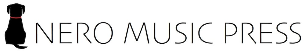 Nero Music Press, site logo.
