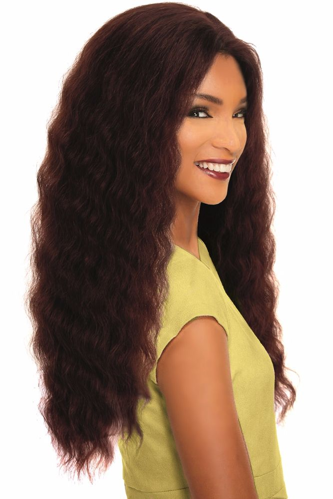 Lace Front Wigs - Human & Synthetic
