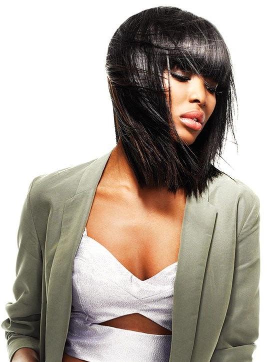Tongable Synthetic Premium Wigs
