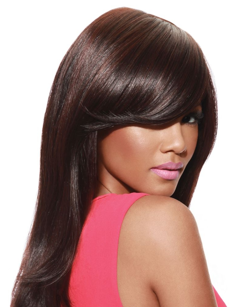 Tongable Synthetic Lace Wigs