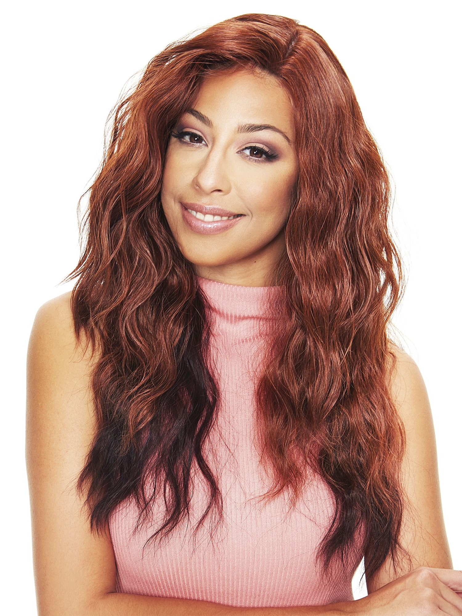 Synthetic Premium Multi-Feature Wig - TIFFANY