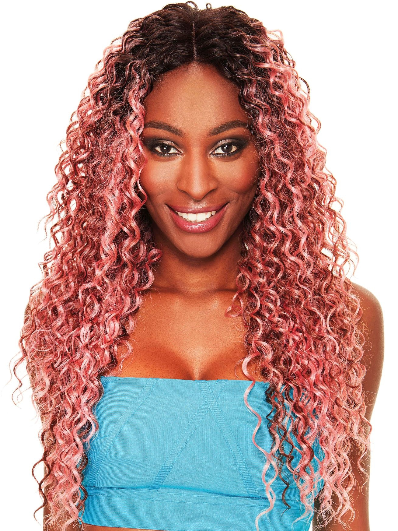 Synthetic Lace Front Wig - BIANCA