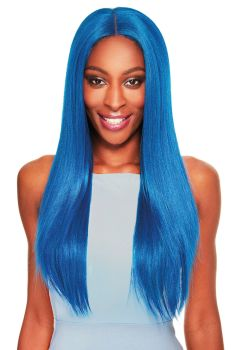 Synthetic Lace Front Wig - Diamond