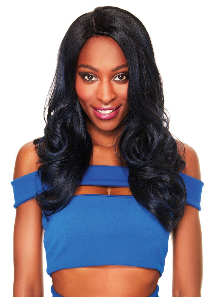 Synthetic Lace Front Wig - Opal