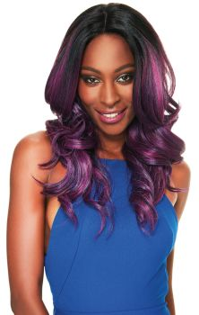 Synthetic Lace Front Wig - Ruby