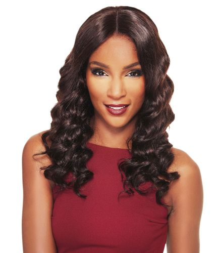 Carmelia HH Lacefront Wig