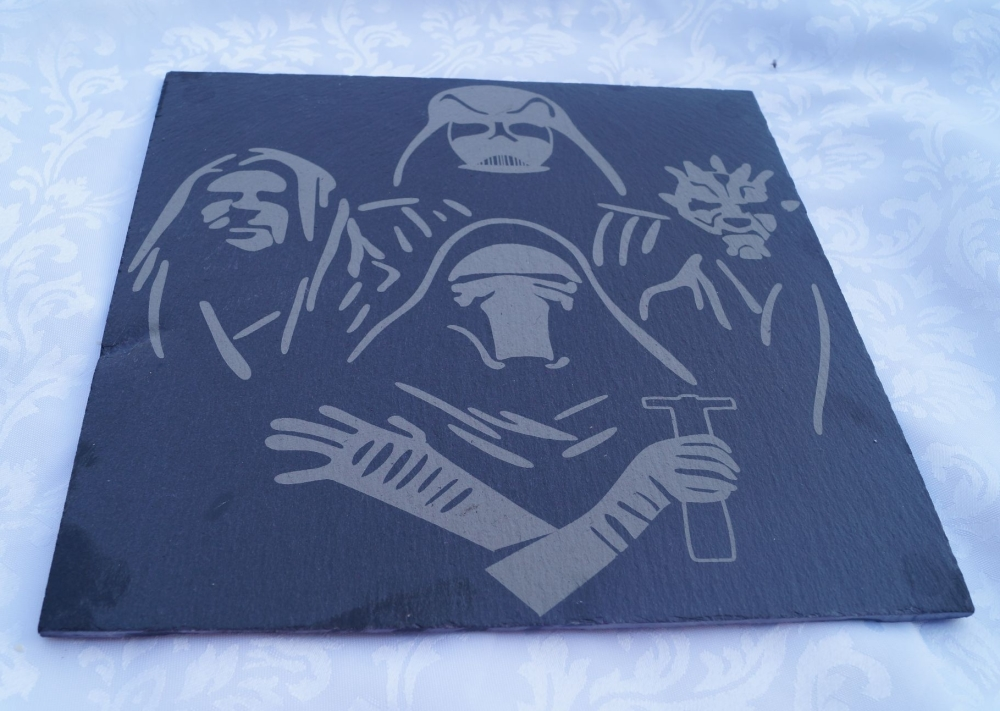 Game Of Thrones place mat / cheese board