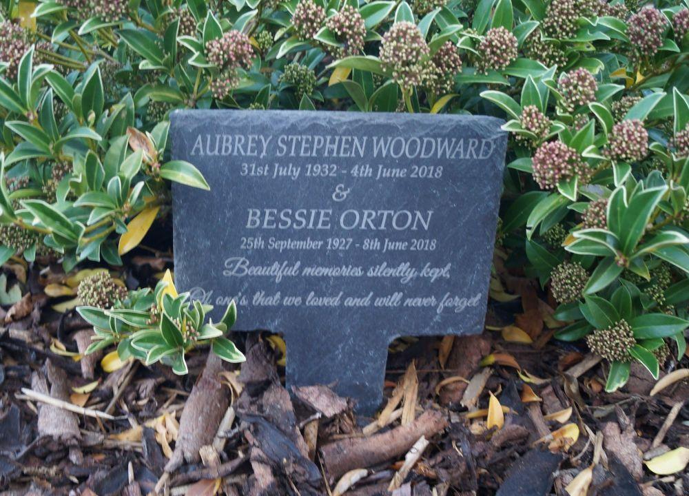 Rememberance plaque in loving memory, memorial plaque, personalised plaque,