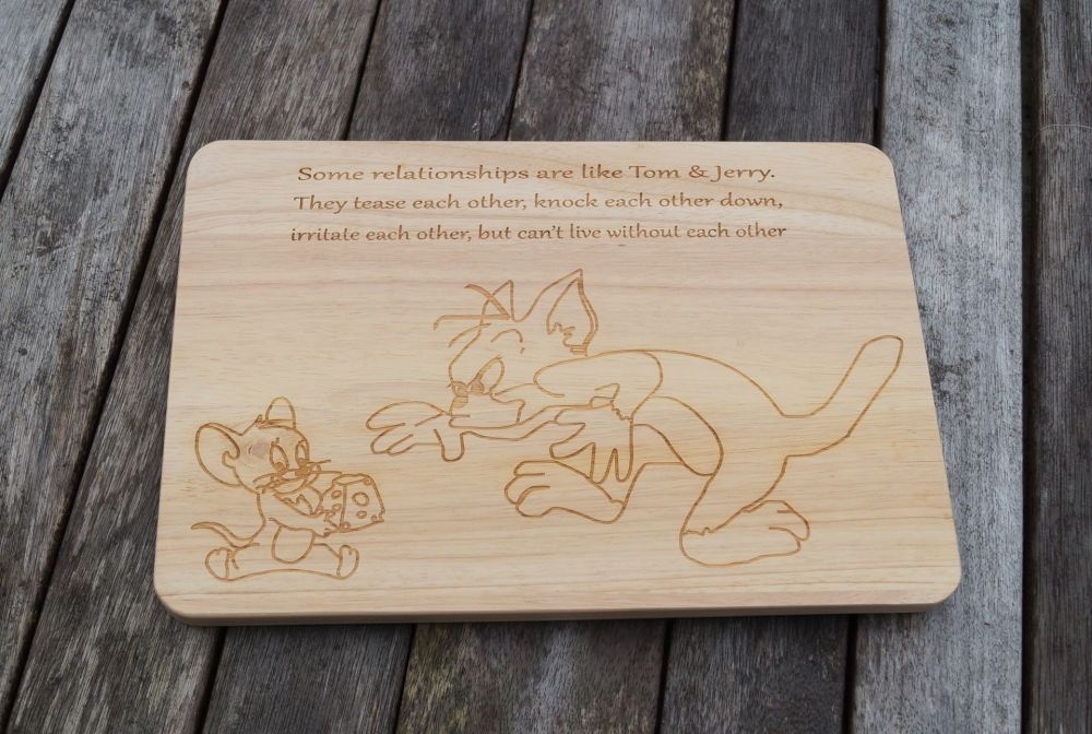 Wooden Cheese / Chopping Boards