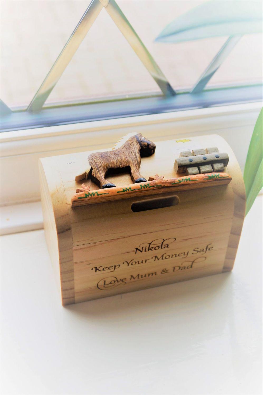 Horse moneybox