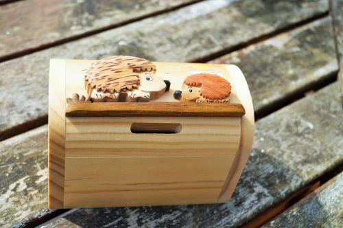 hedgehog moneybox