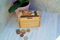 cat moneybox