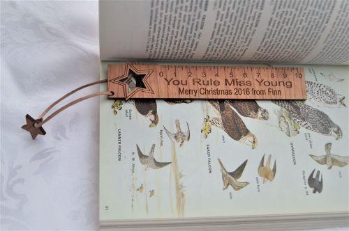 You Rule Teachers Bookmark Gift