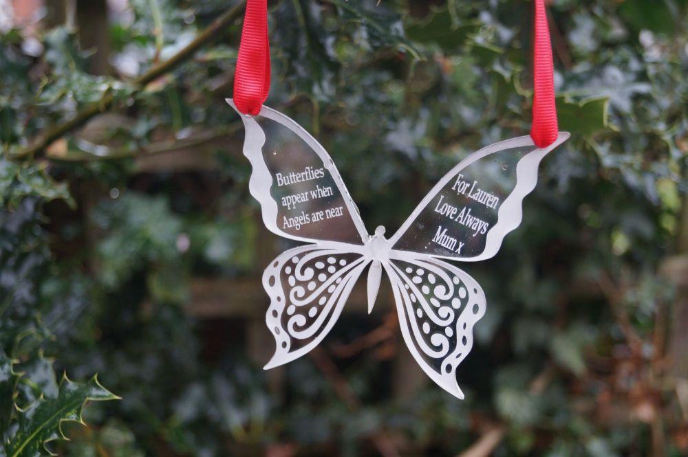 butterfly memorial