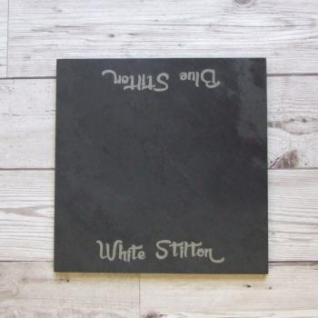 Slate cheeseboard 'Stilton'