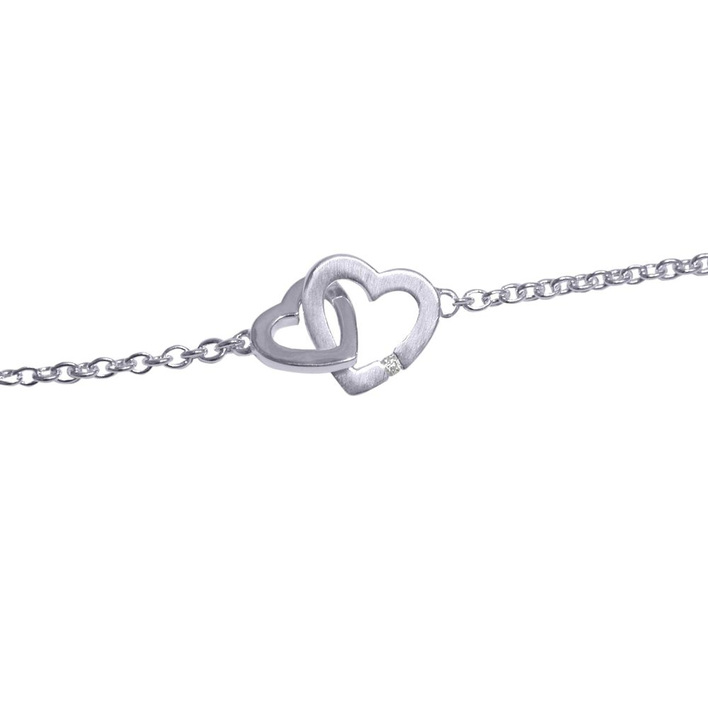 Children's Hearts Bracelet by JUPP