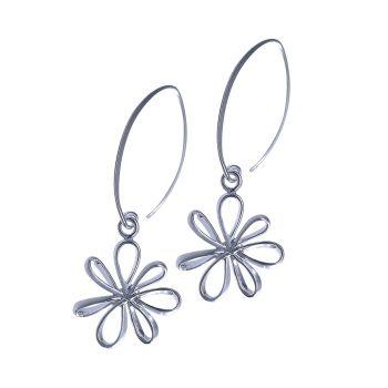 Flutter Earrings by Jupp