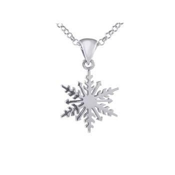 Snowflake Pendant by JUPP