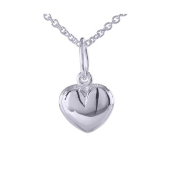 Puffy Heart Pendant by JUPP
