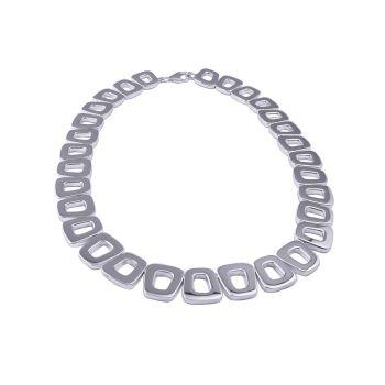 Brick Link Necklace