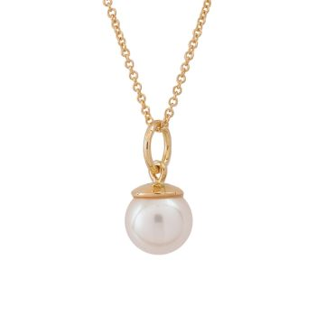 Cultured Freshwater Pearl Pendant & Chain by JUPP