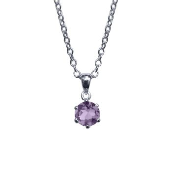 Amethyst Necklace by JUPP