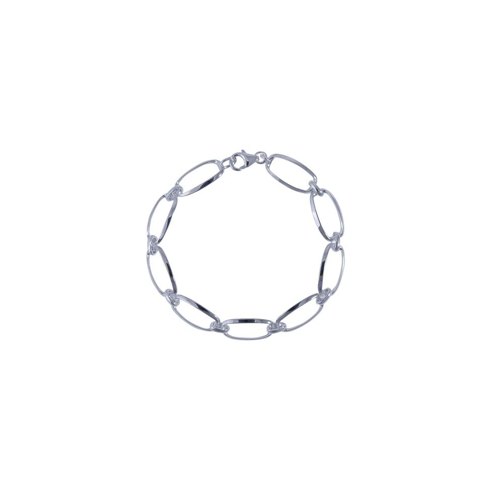 Oval Jive Bracelet by JUPP