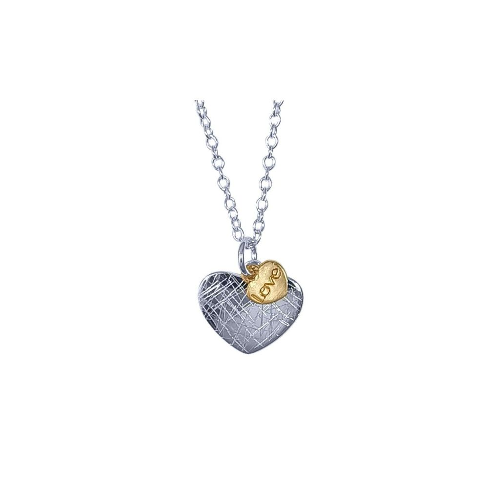 Love Hearts Pendant by JUPP