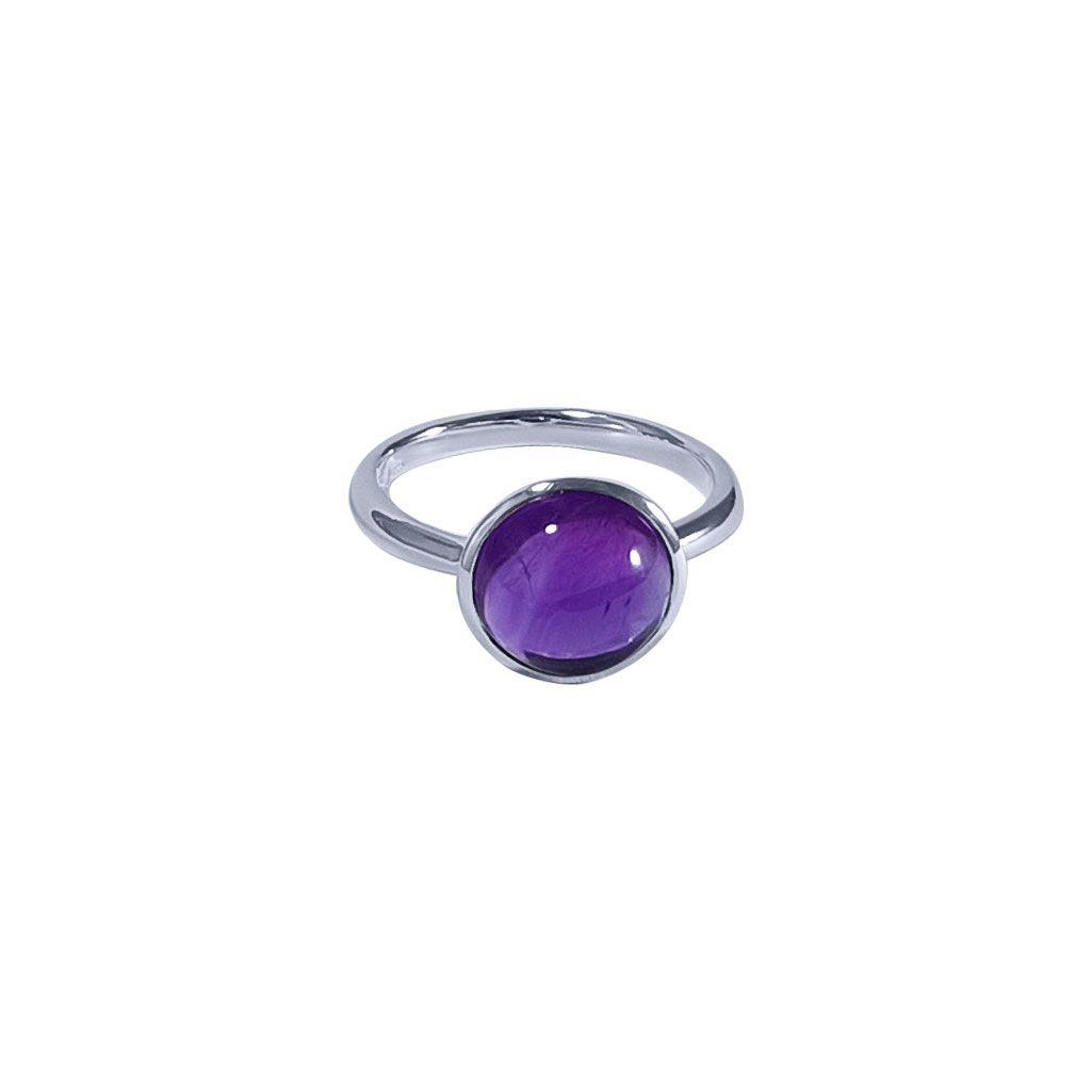 Amethyst Ring by JUPP