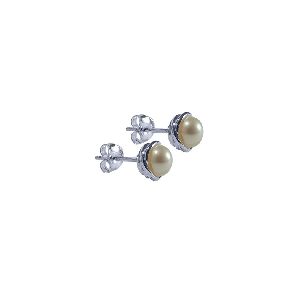 Pearl Earrings by Jupp