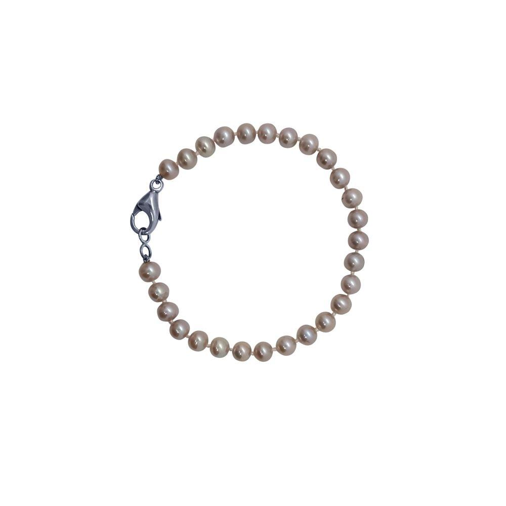 Pink Pearl Bracelet by JUPP