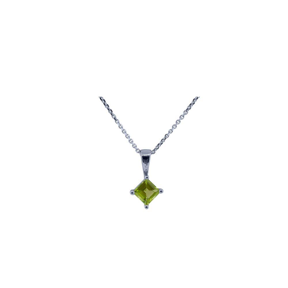 Peridot Pendant by JUPP