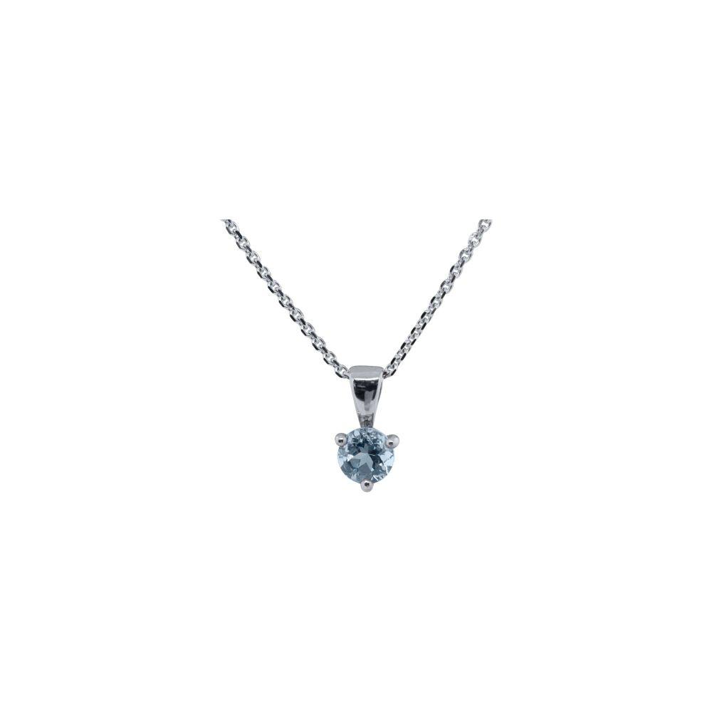 Aquamarine Pendant by JUPP