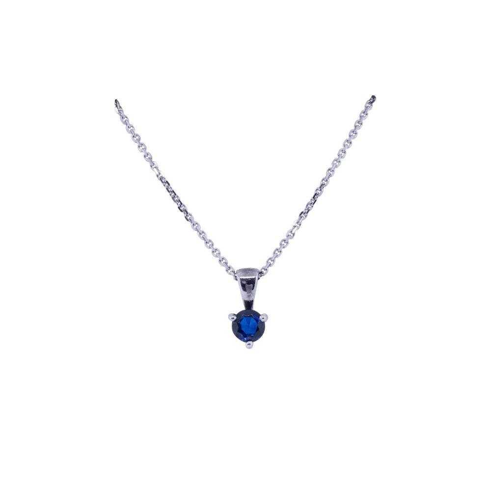 Sapphire Pendant by JUPP
