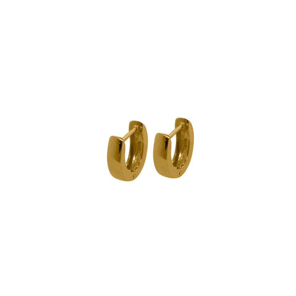 Huggie Hoop Earrings by Jupp