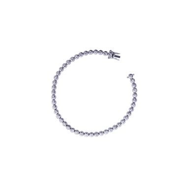 Diamond Line Bracelet by JUPP