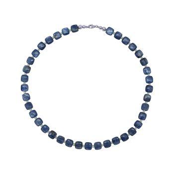 Kyanite & Pearl  Necklace by Jupp