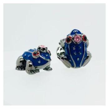 Frog Prince Cufflinks