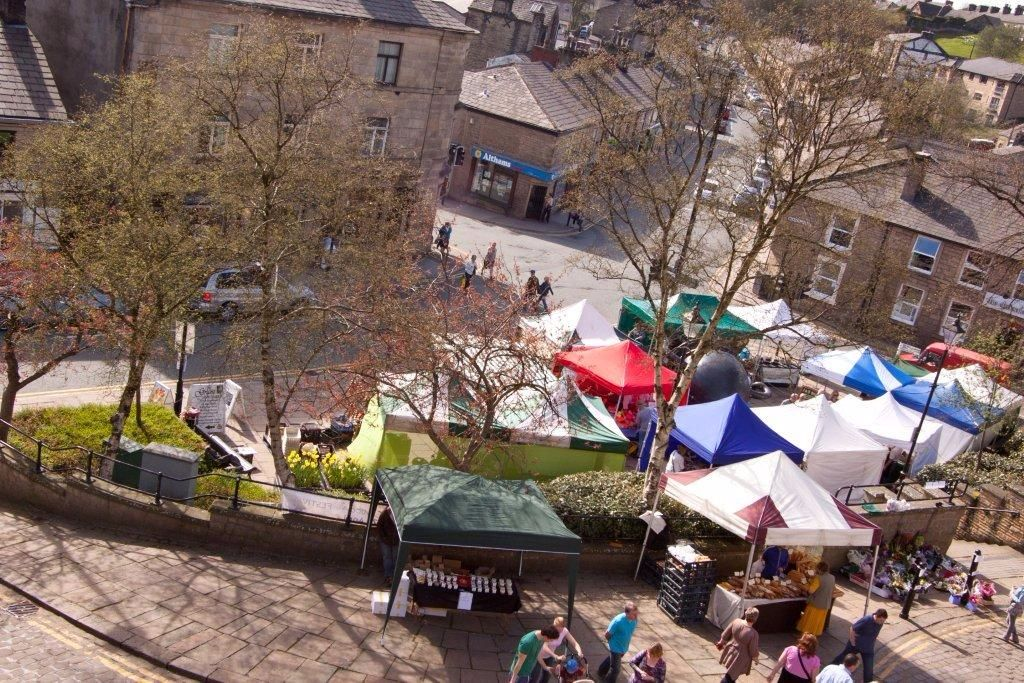 Market Place, Ramsbottom
