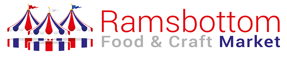 Ramsbottom Markets, site logo.