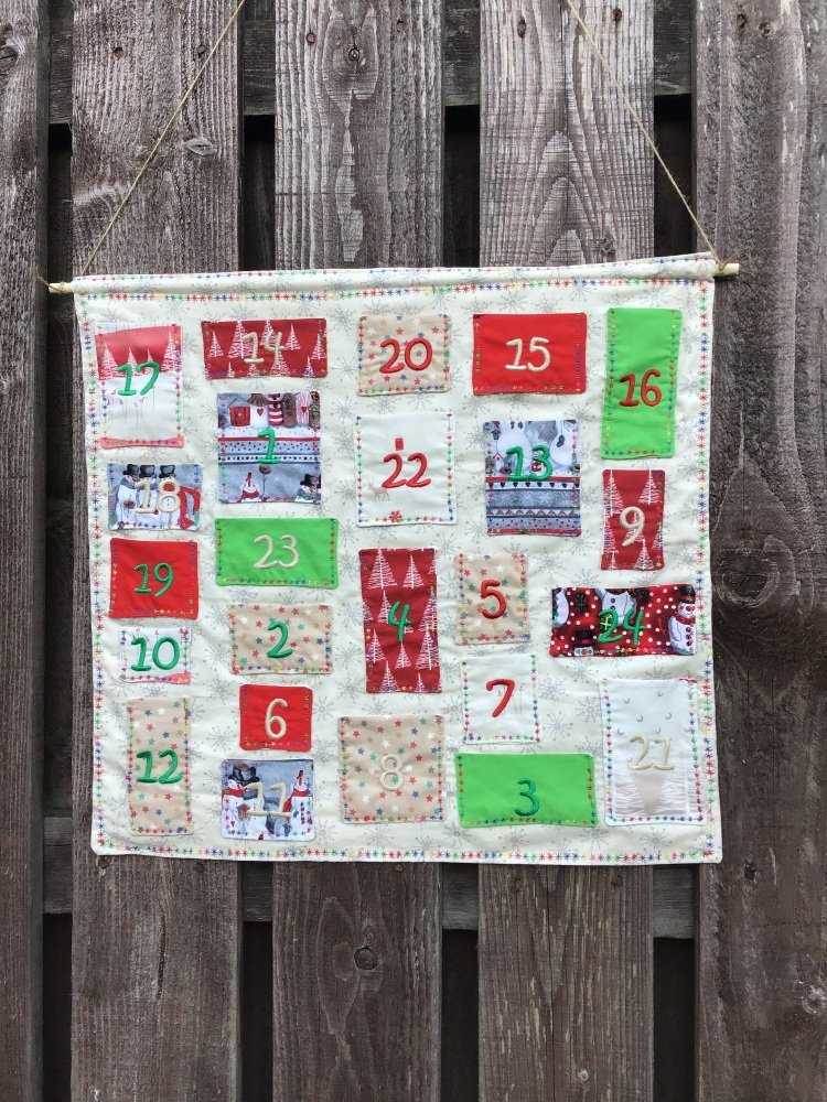 Heirloom Advent Calendar