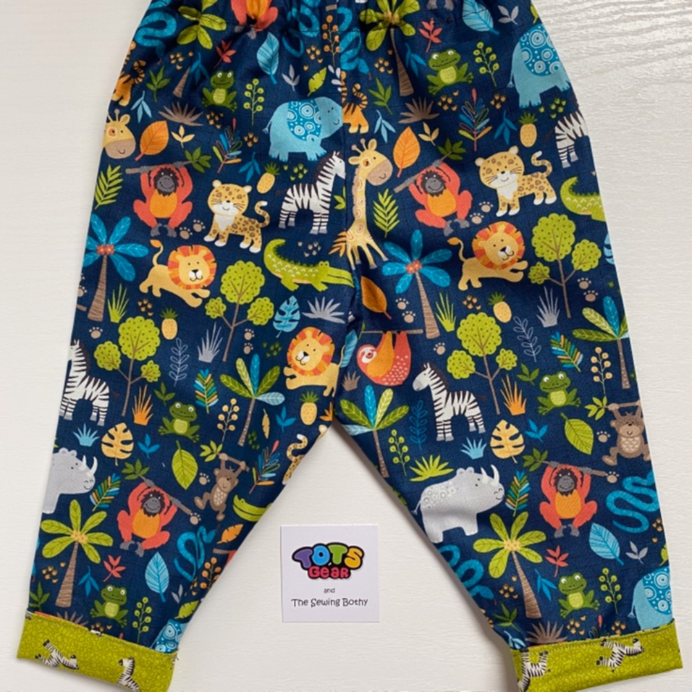 Children's Reversible Trousers and Waistcoats