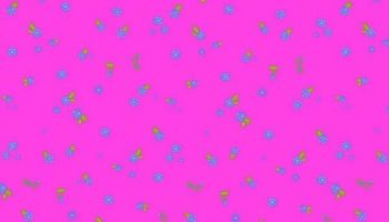 Daydream Fushia pink Fabric by designer Alison Glass - sold by the 0.5 metre