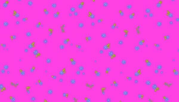 Daydream Fushia pink Fabric by designer Alison Glass - sold by the 0.5 metr