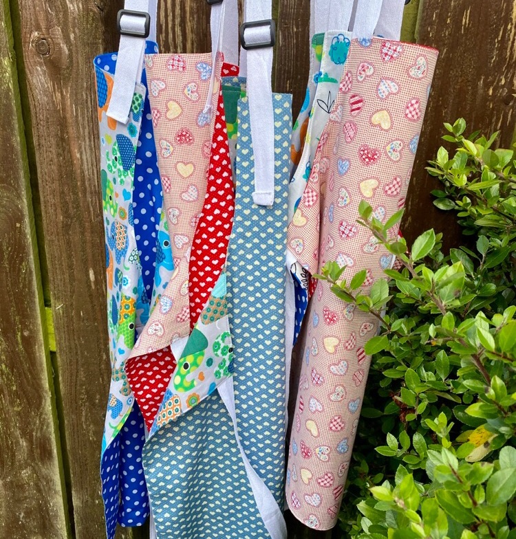 Aprons and Painting Smocks