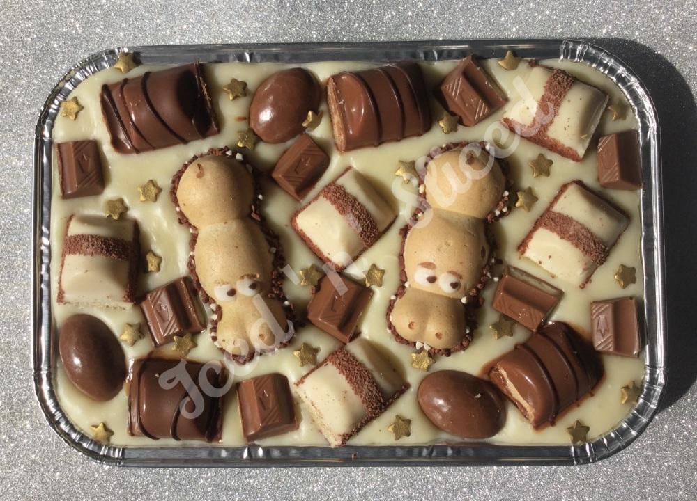 Kinder Krazy Fudge Tray