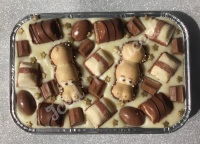 Kinder Krazy Fudge Tray