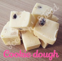 Cookie Dough fudge pieces