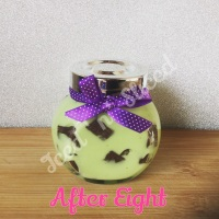 After Eight little pot of fudge