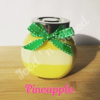Pineapple little pot of fudge